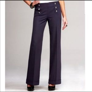 Express Stylist Sailor Trousers